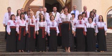 Коломияни синхронно зі всім світом молилися за Україну. ВІДЕО