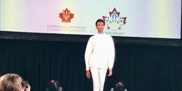 Прикарпатський бренд одягу взяв участь в fashion show на міжнародній виставці в Канаді. ФОТО