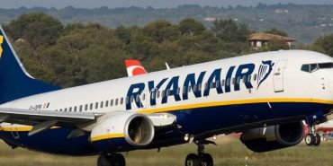 Ryanair запровадив обмеження на перевезення ручного багажу