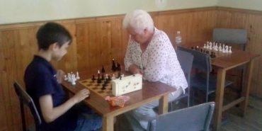 У Коломиї відбувся шаховий турнір пам'яті Дмитра Дячука. ВІДЕО