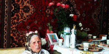 Найстаршій мешканці Городенківщини виповнилося 100 років. ФОТО