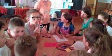 З 6 по 20 серпня на Коломийщині триває англомовний табір. ФОТО
