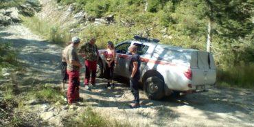 Рятувальники добу шукали у Карпатах 34-річну туристку з Одеси. ФОТО