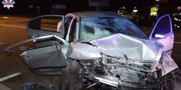 У Польщі зіткнулися два автомобілі з України – загинула 19-річна дівчина, шестеро травмованих. ФОТО