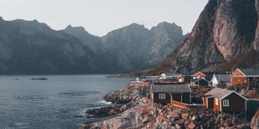 8 коломийських друзів діляться красою Лофотенських островів. ФОТОРЕПОРТАЖ