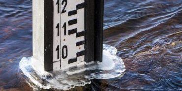 ДСНС повідомляє про підйом рівня води на Західній Україні