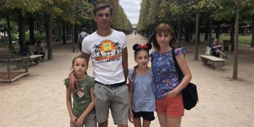 """Коломиянин Валерій Данилюк з Австрії: """"Наших тут уже багато"""""""
