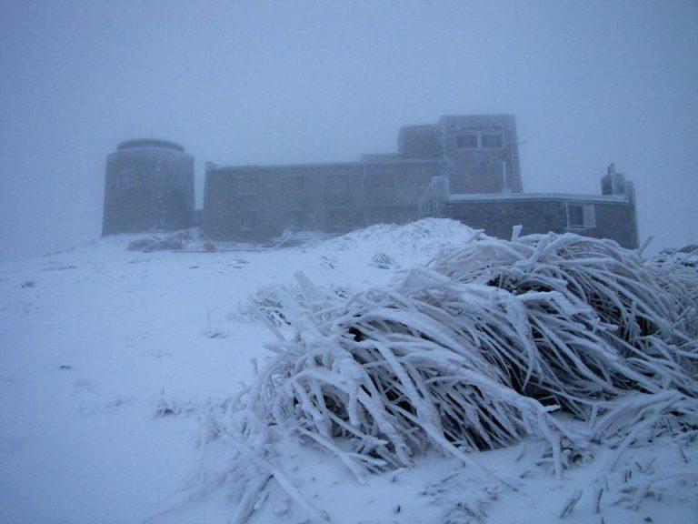 Буковель вкрився першим снігом. ВІДЕО