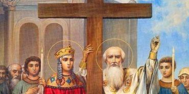 Сьогодні – Воздвиження Чесного Хреста Господнього