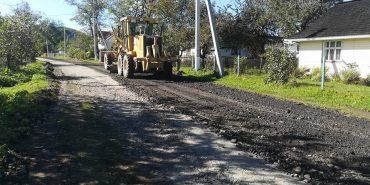 На Прикарпатті  продовжують ремонт дороги