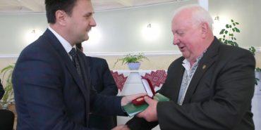 Василя Глаголюка нагородили премією імені Володимира Полєка у галузі краєзнавства