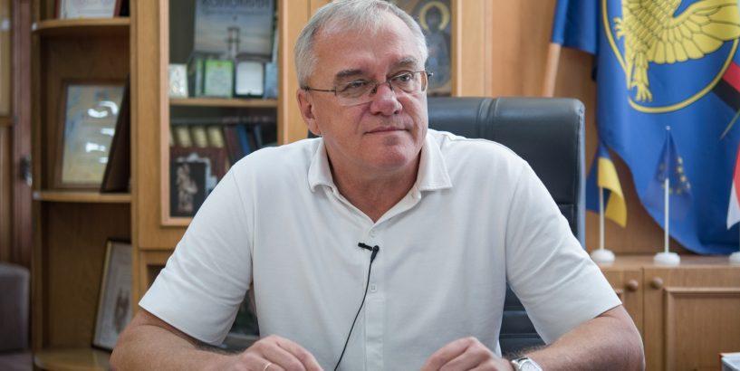 Міський голова Ігор Слюзар