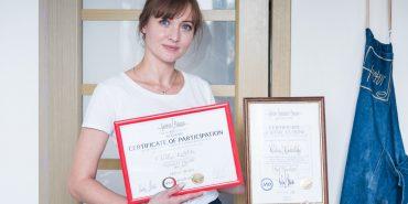 Віталія Кіндрацька: Для мене кондитерство – це творчість. ФОТО+рецепт