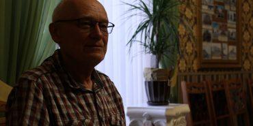 Микола Кукурба не тільки танцюрист. Коломиянин пише власну книгу спогадів