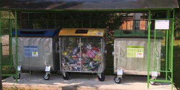 Як у Печеніжинській ОТГ сортують сміття. ВІДЕО