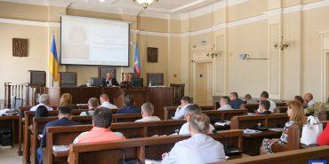 Фоторепортаж та відео з сесії Коломийської міськради: основні рішення