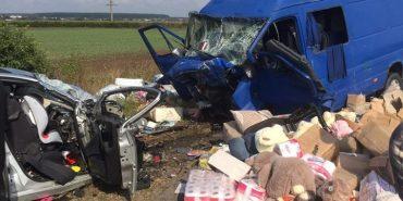 Подробиці моторошної аварії у Коломиї: загинула сім'я з Чернівців, мамі було 22, дітям – 1 і 2 роки