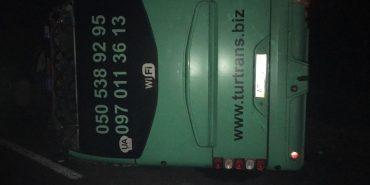 Автобус, який прямував з Чернівців до Польщі, потрапив у ДТП: 8 пасажирів у лікарні, серед яких і мешканці Франківщини. ФОТО
