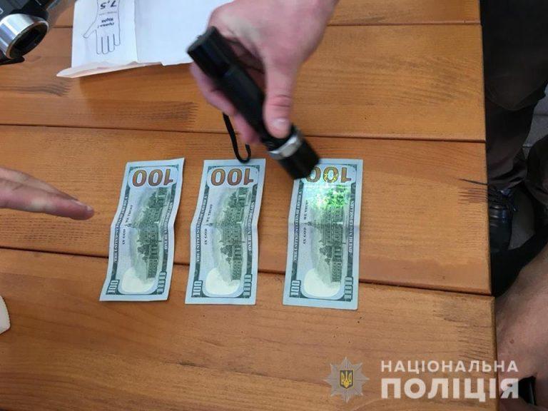 """На Прикарпатті посадовець вимагав у призовника $300 за """"липову"""" довідку. ФОТО"""