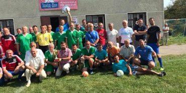 На Коломийщині відбувся футбольний турнір пам'яті Мирослава Назарука. ФОТО