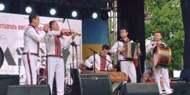 """Гурт """"Серпанок"""" з Коломийщини посів 2-ге місце на фестивалі весільно-ресторанної музики. ФОТО+ВІДЕО"""
