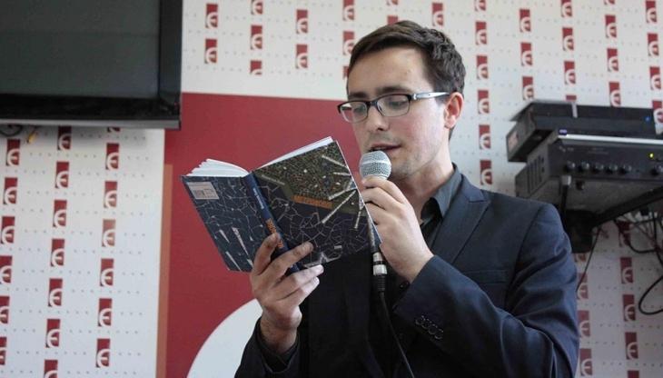 Серед найкращих книг на Форумі видавців у Львові – поезії прикарпатця