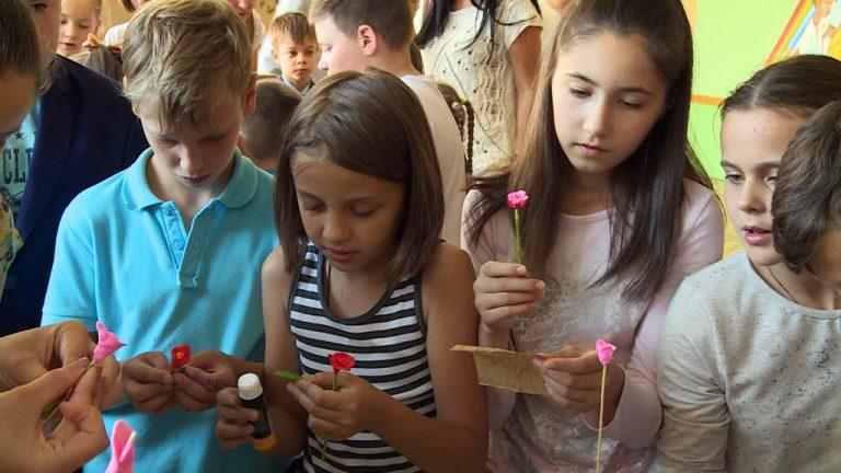 Як коломийські школярі освоюють новітні технології на майстер-класах. ВІДЕО