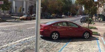 Від завтра набуває чинності закон про нові санкції за неправильне паркування