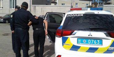 На Коломийщині з подвір'я вкрали автомобіль. ФОТО