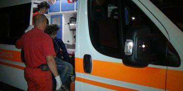 На Франківщині через пожежу у підвалі постраждало двоє молодих людей. ФОТО