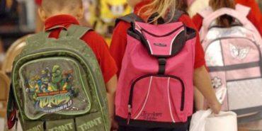 Якою має бути вага шкільного портфеля, щоб не зашкодити здоров'ю дитини
