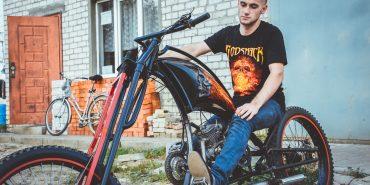 Як майстри на Західній Україні створюють ровери під кожного клієнта. ФОТО