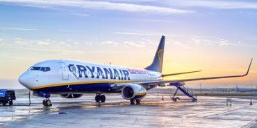 Через страйк авіакомпанія Ryanair  скасовує 190 рейсів