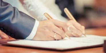 14 лютого на Прикарпатті планує одружитися 72 пари. РАГС у Коломиї працюватиме до опівночі