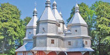 Дерев'яні церкви України – світова спадщина ЮНЕСКО. ФОТО