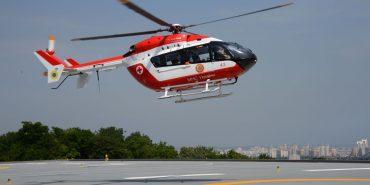 З прикарпатського Буковелю до одеської Затоки буде курсувати гелікоптер