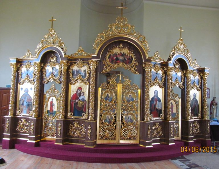 Музей Гуцульщини запрошує коломиян на виставку іконостасів. АНОНС