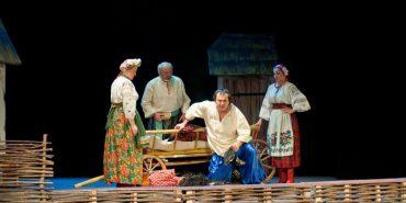 Коломийський драмтеатр запрошує на казку та комедію. АНОНС