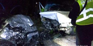 Смертельну ДТП на Франківщині скоїв п'яний 20-річний водій. ФОТО
