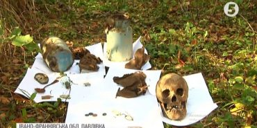 На Прикарпатті в лісі виявили моторошну знахідку. ФОТО