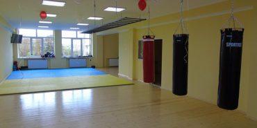 На Рожнятівщині відкрили сучасний спортивний зал з боротьби
