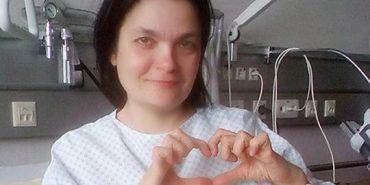 Журналістка Оксана Кваснишин з Прикарпаття зупинила збір коштів на лікування