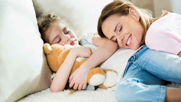 5 способів допомогти дитині заснути