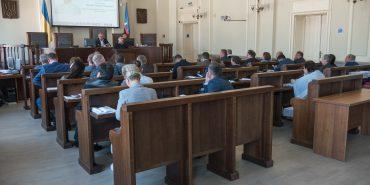 За що голосували депутати на 38 сесії Коломийської міськради. ФОТО