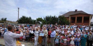 13 дітей, 127 внуків і 203 правнуки: найбільша родина України встановила вітчизняний рекорд. ВІДЕО