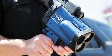 Вже завтра прикарпатським патрульним видадуть радари для контролю швидкості руху