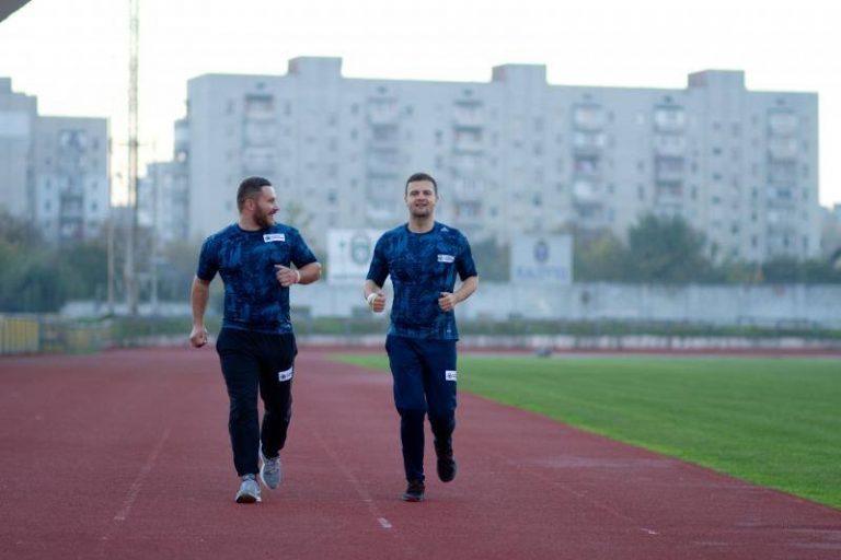 Прикарпатські марафонці відзначились у Кракові. ФОТО