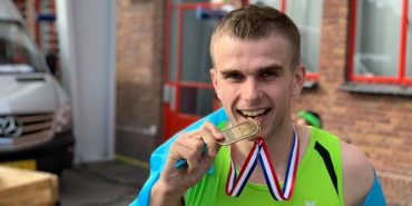 Коломиянин Андрій Сочка взяв участь у світовому марафоні в Амстердамі