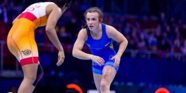 Спортсменка з Прикарпаття виборола бронзу на чемпіонаті світу з вільної боротьби. ФОТО