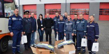 Прикарпатські рятувальники побували на навчаннях в Польщі. ФОТО